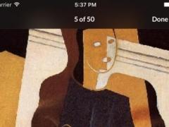Juan Gris Paintings 2.0 Screenshot