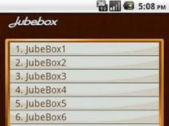 JubeBox 1.5 Screenshot