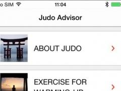 Judo Advisor - Practice Guide Pro 1.1 Screenshot