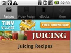Juicing Recipes, Tips & More! 1.5 Screenshot
