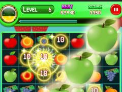 Juicy Fruit Bump 1.1 Screenshot