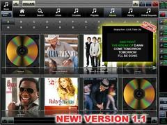 Jukebox Jockey Media Player Home 1.2 Screenshot