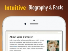 Julia Cameron Biography and Quotes: Life with Documentary 1.0 Screenshot