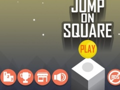 Jump On Square - Make Them Land On Cube 1.0 Screenshot