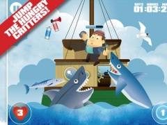 Jump The Shark HD FREE 3.2 Screenshot
