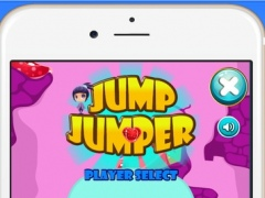 Jumper jump girl go sky 1.1 Screenshot