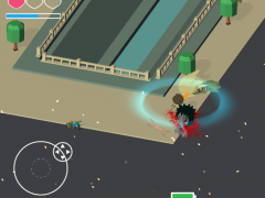 Jumpers Attack of the Zombies 2.016.4 Screenshot