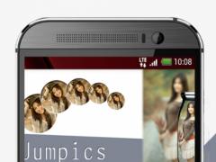 Jumpics-Overlap 1.0.1 Screenshot