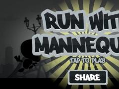 Jumping Challenge Run with Mannequin 1.0 Screenshot