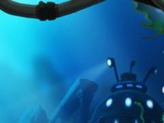 Jumping Dolphin World - Platform Hop Collecting Game Free 1.0 Screenshot