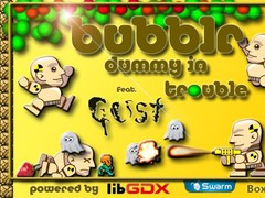 Jumping Dummy in Trouble FREE 0.75 Screenshot