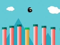 Jumping Fat Ninja 1.0 Screenshot