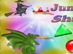 Jumping Shapes Play & Learn 1.0 Screenshot