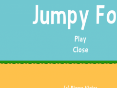 Jumpy Fox 1.1 Screenshot