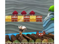 Jungle Adventure Manuganu 1.1 Screenshot