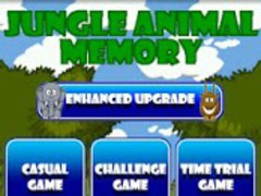 Jungle Animal Memory for Kids 1.01 Screenshot