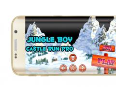 Jungle Boy Castle Run Pro 1.1 Screenshot