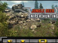 Jungle Deer Sniper Hunting 1.1 Screenshot
