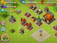 Review Screenshot - War Game – Get Ready to Invade Opponent Bases and Steal their Resources