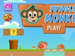 Jungle Monkey Run 1.0.2 Screenshot