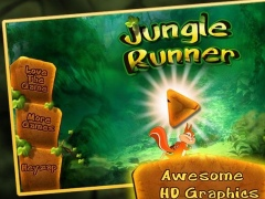 Jungle Runner:Dash Racing Saga 2.0 Screenshot