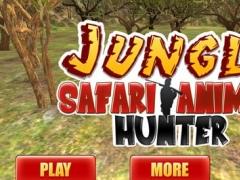 Jungle Safari Animal Hunter 3D - Be A Hunt Man & Kill The Wild Beast In Sim Game 1.4 Screenshot