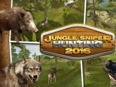 Jungle Sniper Hunting 2016 : Go On Sport Hunting this Winter 1.0 Screenshot
