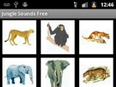 Jungle Soundboard & Ringtones 3.0 Screenshot