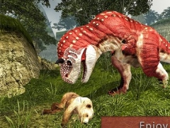 Jungle Wild Dino Simulator 3D: Rage of Dinosaur 1.5 Screenshot