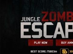 Jungle Zombies Escape - Free 1.1 Screenshot