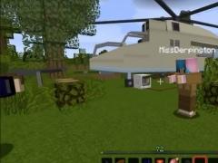 Jura Craft : Chopper Battle Monster Survival 1.0 Screenshot