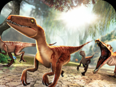 Jurassic Dinosaur - Prehistoric Simulator 3D Game 2.11.9 Screenshot