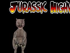 Jurassic Highway 1.0 Screenshot
