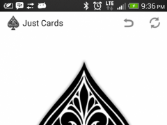 Just Cards - A Deck of Cards 2.0 Screenshot