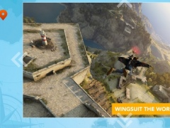 Just Cause 3: WingSuit Experience 1.1 Screenshot