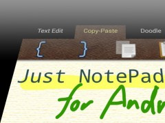 Just Notepad for Android  Screenshot