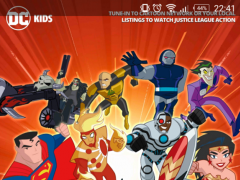 Review Screenshot - Justice League Action Run: Running Game