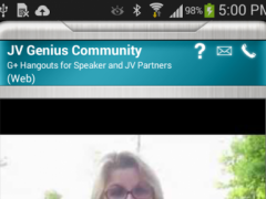 JV Genius Community 1.1 Screenshot