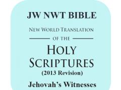 JW Bible NWT 2013 1.0 Screenshot
