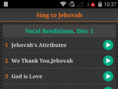 JW Music - Bible Songs 1.5 Screenshot