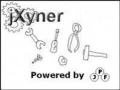 jXyner - Java GUI Component Designer  Screenshot