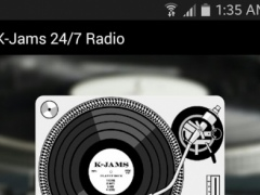 K-Jams Radio 1.0.3 Screenshot