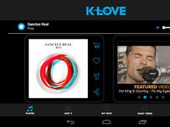 K-LOVE for Tablet 2.7 Screenshot