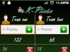 K-Picúa (capicua) 2.1 Screenshot