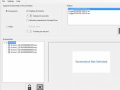 Kahlown Screen Spy Monitor 5.6 Screenshot