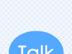 Kakao Talk Theme Baby Blue 1.0 Screenshot