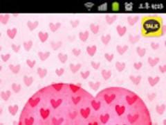 KakaoTalk Theme : Love 1.0.0 Screenshot