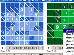 Kakuro Mini 2.89 Screenshot