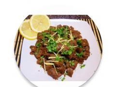 Kaleji Recipes in Urdu 0.1 Screenshot