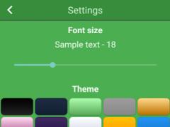 Kannada Telugu dictionary 3.91 Screenshot